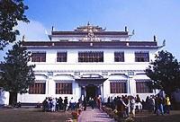 Монастырь Ка-Ньинг Шедруб Линг