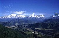 Гималаи над Непалом