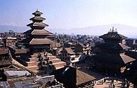 Пагоды Непала